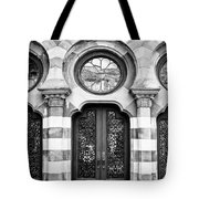 Entry Bw Charleston Sc Tote Bag