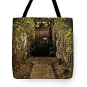 Entry To 1350 Tote Bag