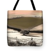 Entwined Before Winter Tote Bag