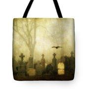 Enveloped By Fog Tote Bag