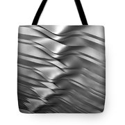 Eolian Silver Tote Bag