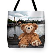 Epcot Bear Tote Bag