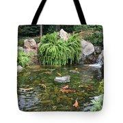Epcot Koi's Tote Bag