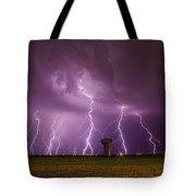 Epic Lightning Tote Bag