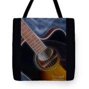 Epiphone Acoustic-9481-fractal Tote Bag