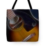 Epiphone Acoustic-9484-fractal Tote Bag