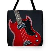 Epiphone Sg Bass-9189 Tote Bag