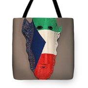 Equatorial Guinea Tote Bag