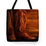 Equestrian Boots Tote Bag