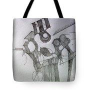Tiferes 1 Tote Bag