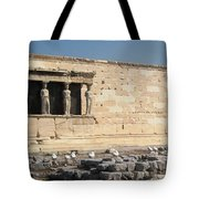 Erechtheion Tote Bag