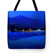 Eretria By Sea Tote Bag