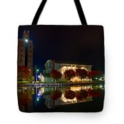 Erie Canal In Pittsford Ny Tote Bag