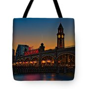 Erie Lackawanna Tote Bag