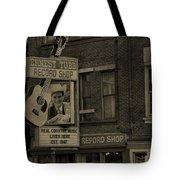 Ernest Tubb Record Shop Tote Bag