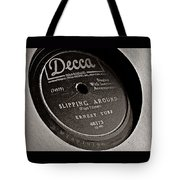 Ernest Tubb Vinyl Record Tote Bag