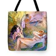 Eroscape 1201 Tote Bag
