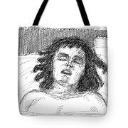 Erotic-drawings-24 Tote Bag