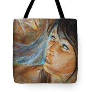 Erotic Expression Tote Bag
