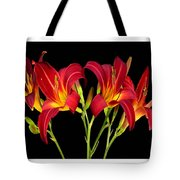 Erotic Red Flower Selection Romantic Lovely Valentine's Day Print Tote Bag