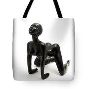 Erotic Statue Tote Bag