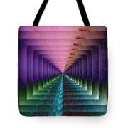 Erratic Portal Tote Bag