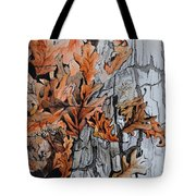Eruption I Tote Bag