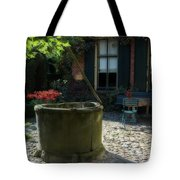 Erve Brooks Well In Holland Tote Bag