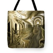 Escape From Cell Block Seven Tote Bag