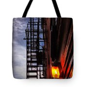 Escape In Boston Tote Bag