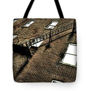 Escape To Nothing Tote Bag