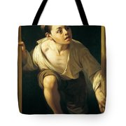 Escaping Criticism Tote Bag