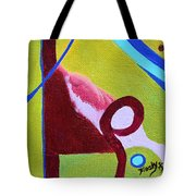 Escaping Tradition Tote Bag