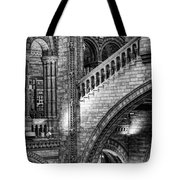 Escheresq Bw Tote Bag by Heather Applegate