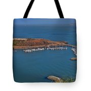 Escobedo Bay Tote Bag