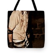 Esp Escaped Prisoner Zombie Tote Bag