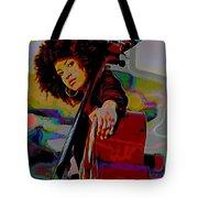Esperanza Spalding Tote Bag