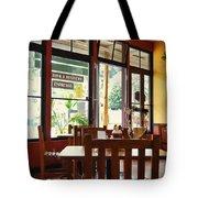 Espresso - Aloha Angel Cafe Tote Bag