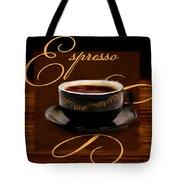 Espresso Passion Tote Bag