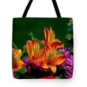 Essence Of Joy Tote Bag