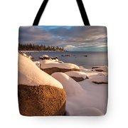 Essence Of The Season Tote Bag