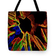 Essence Of The Vein Tote Bag