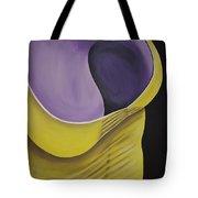 Essence Of Violet Tote Bag
