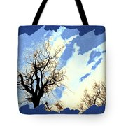 Essence Of Winter Tote Bag