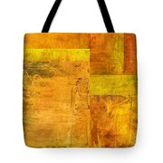 Essence Of Yellow Tote Bag