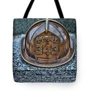 Essex County N J 9-11 Memorial 3  Tote Bag
