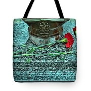 Essex County N J 9-11 Memorial 6  Tote Bag