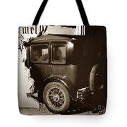 Essex Super Six In Carmel Dairy 1933 Tote Bag