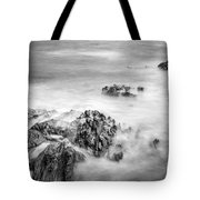 Estacas Beach Galicia Spain Tote Bag