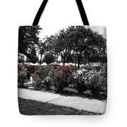 Esther Short Park Rose Garden Tote Bag